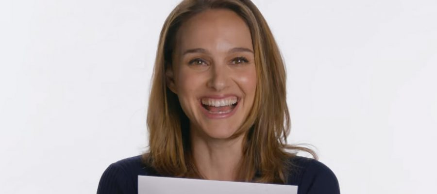 Press/Videos: Natalie Portman Teams with Omaze for Double Date Contest