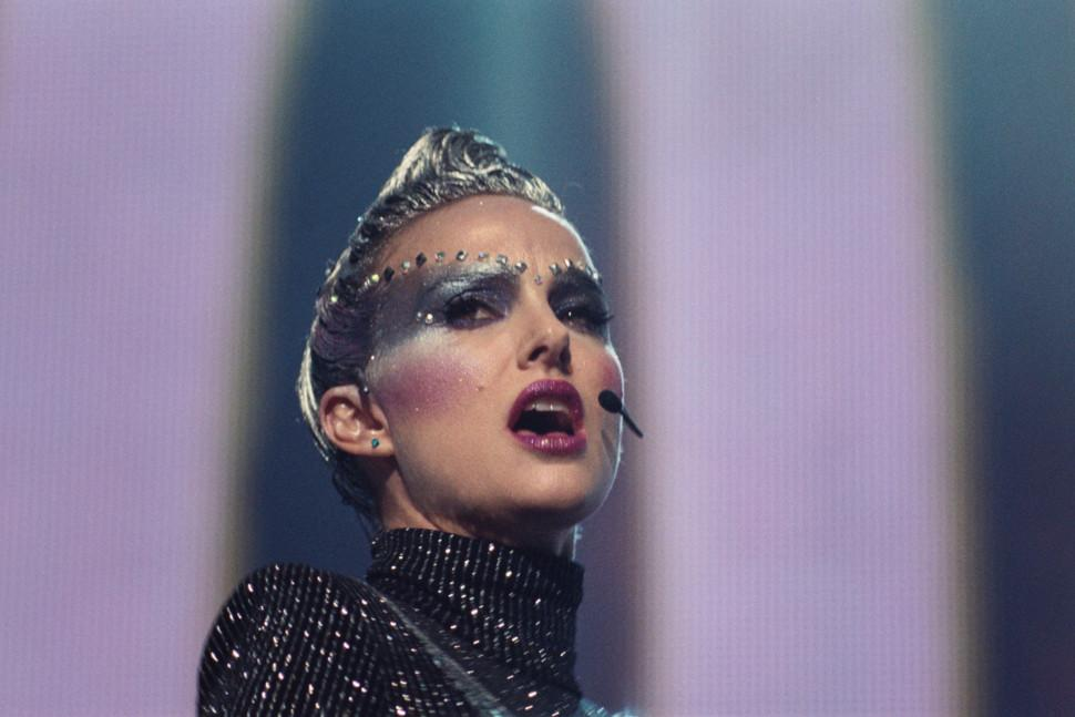 Press/Video: 'Vox Lux' Actress Natalie Portman Says She Dreamed of Playing a Pop Star