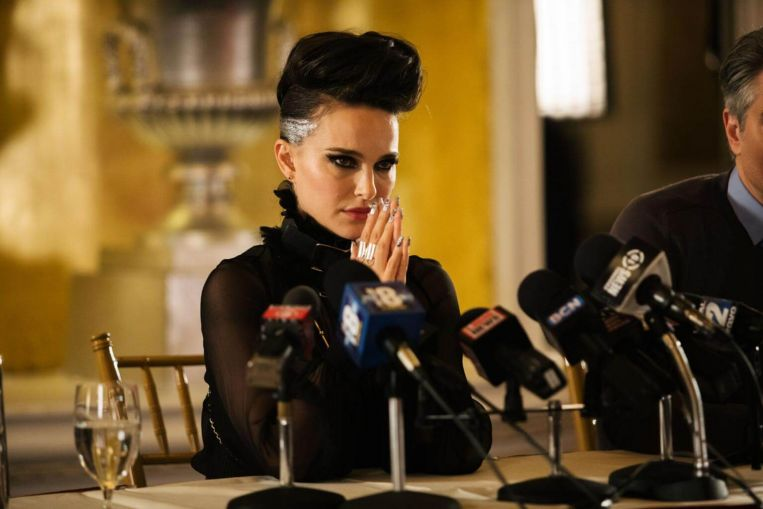 Press: Natalie Portman explores the dark side of fame as a pop star in Vox Lux