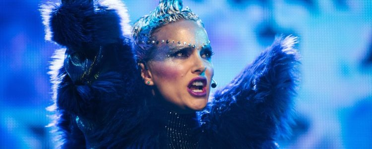 Press/Video: Natalie Portman stars in Sia-scored pop star fable Vox Lux, as a diva derailed by fame