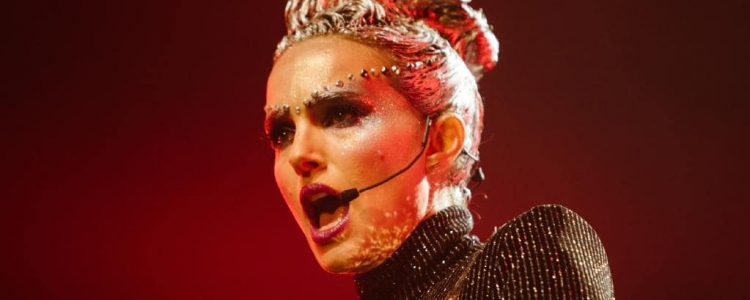 Press: 'Pop stars are just so much more famous than actors': Vox Lux star Natalie Portman