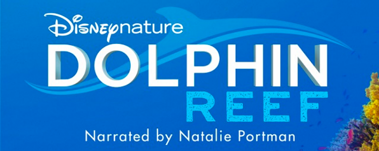 Press: Natalie Portman to Narrate Disney's 'Dolphin Reef' Movie