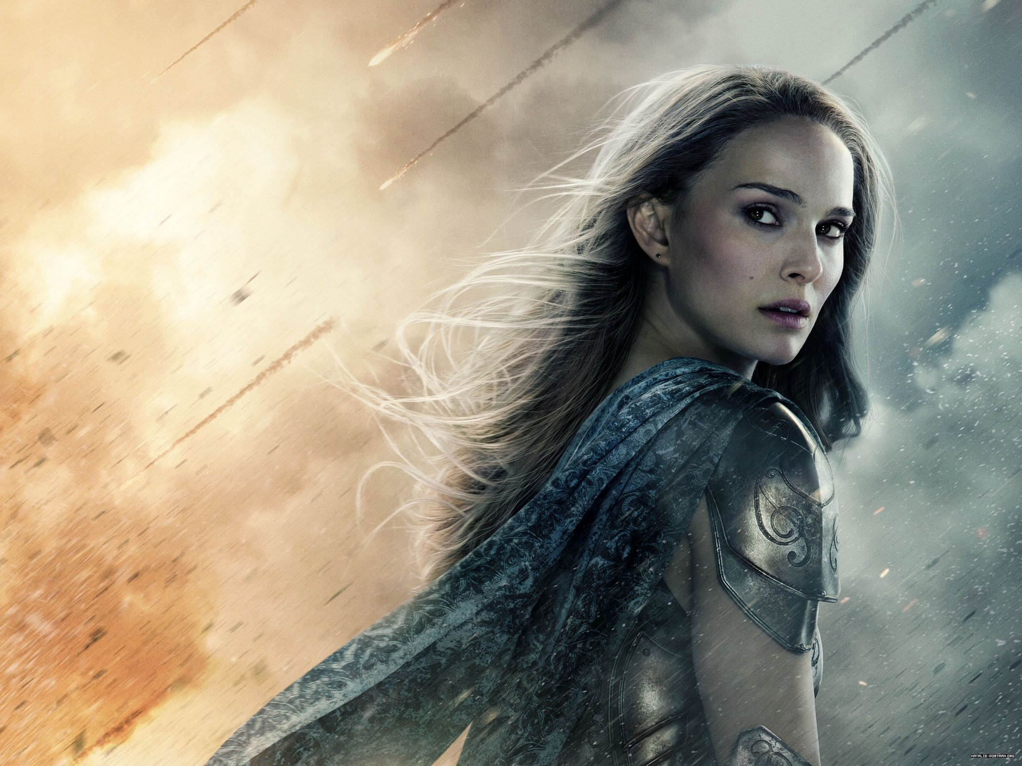 Press: Natalie Portman Is Female Thor In 'Thor Love And Thunder' Opening Fall 2021