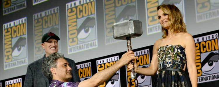 Photos: San Diego Comic-Con Marvel Studios Panel