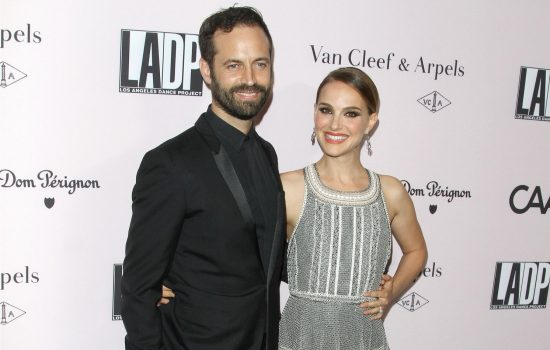 Press: Natalie Portman and Benjamin Millepied Will 'Support' Kids If They're Interested in Show Business