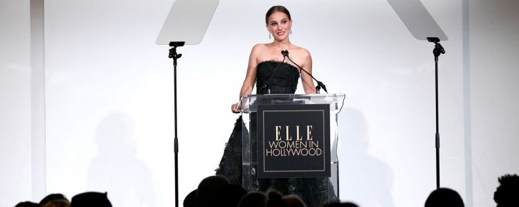 "Press: Natalie Portman Calls for Women to Embrace Their Mistakes: ""F*ck Up and Thrive, Sisters"""